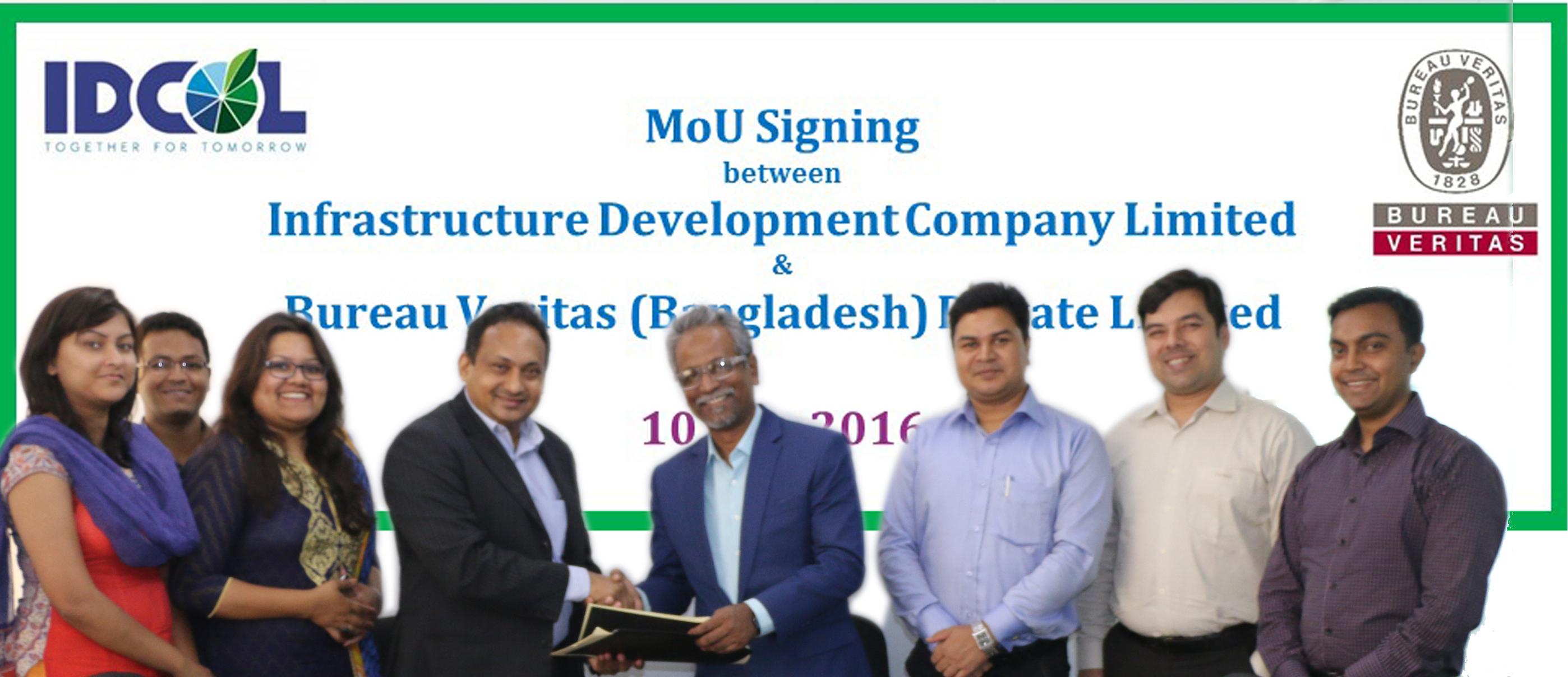 Infrastructure development company limited idcol - Bureau veritas france head office ...