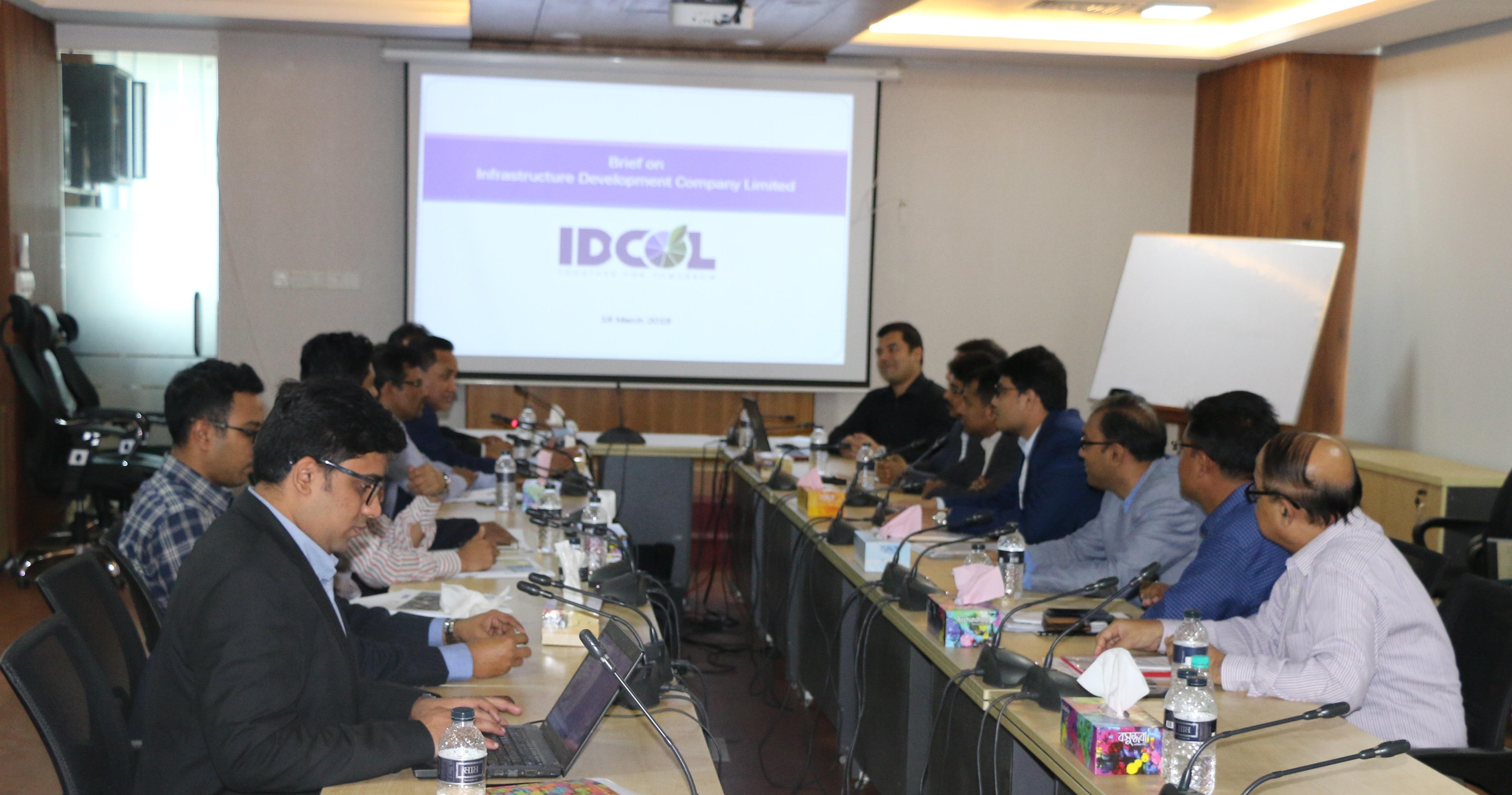 Infrastructure Development Company Limited (IDCOL)